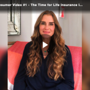 life insurance awareness month video by brooke shields